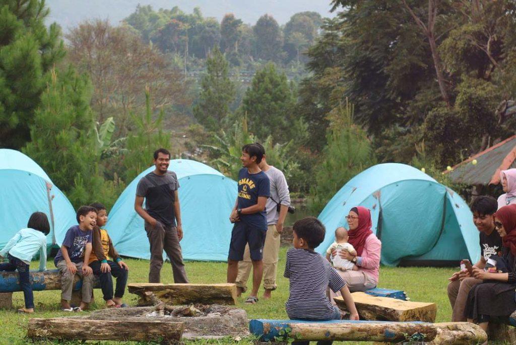 Outbound Camping Keluarga Javarove