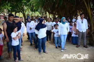 Family Gathering Pantai Pangandaran