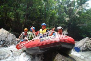 Rafting Pangalengan